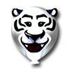 4 Tiger Balloon
