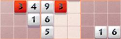 Sudoku          Invalid move