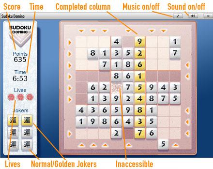 Sudoku              Game borad