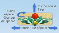 Sphères de l'Olympe              Commandes